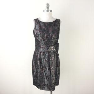 Taylor Nordstrom 10 P Broade Formal Cocktail Dress
